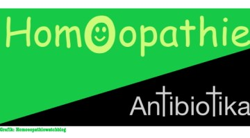 homöopathie antibiotika