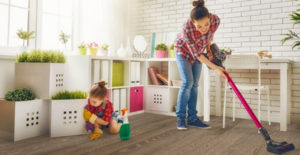 Best Way To Clean Vinyl Plank Floors