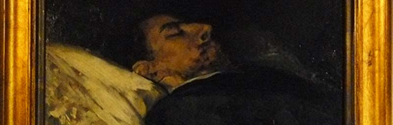 Muerte de Gustavo Adolfo Bécquer
