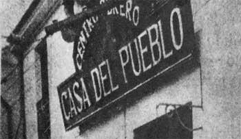 Casas del pueblo socialistas