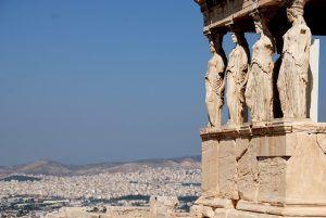 Nombres de personas de origen griego