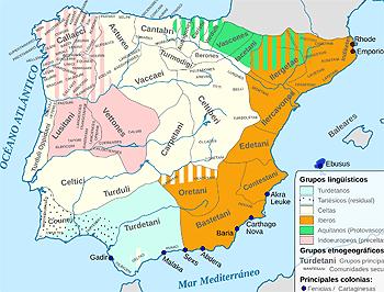 Origen de nombres españoles