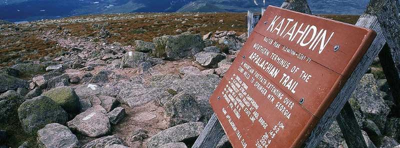 Monte Katahdin Maine