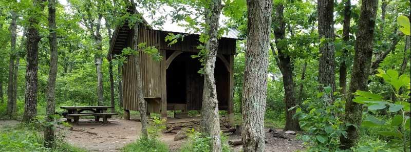 Refugio Springer Mountain Georgia