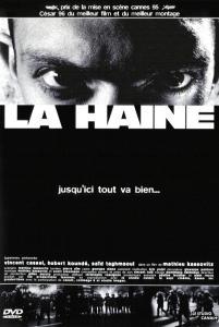 Το Μίσος (αφίσα)