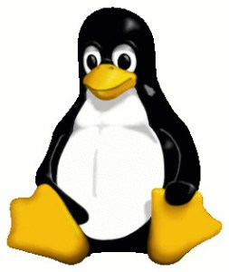 Tux, Linux mascot by Larry Ewing, Simon Budig, Garrett LeSage ([1], garrett/Tux on GitHub) [Copyrighted free use or CC0], via Wikimedia Commons