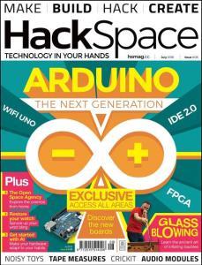 HackSpace, τεύχος 8ο