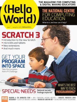Hello World, τεύχος 7 (Άνοιξη 2019)