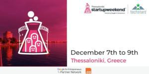 Startup Weekend Thessaloniki 2018