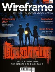Wireframe Issue 2
