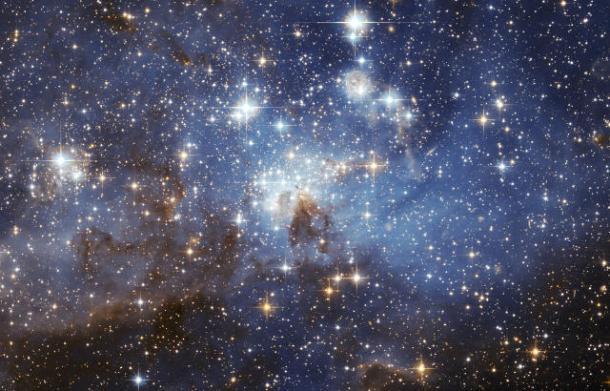Μεγάλο Μαγγελανικό Νέφος (ESA\Hubble)