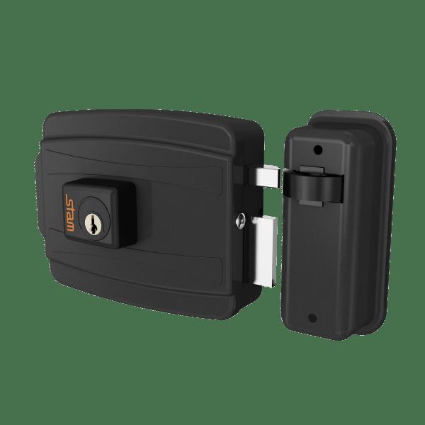 fechadura-eletrica-80mm-externa-grafite-stam