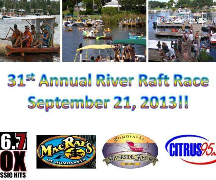 2013 river raft race info