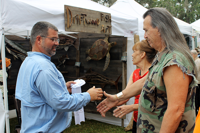 Arts And Crafts Homosassa Arts Crafts And Seafood Festival