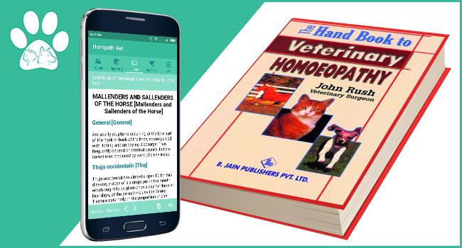 Handbook of Veterinary Homeopathy by Dr  John Rush