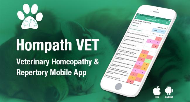 Hompath Vet mobile app