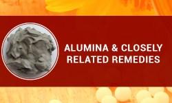 alumina similar remedies