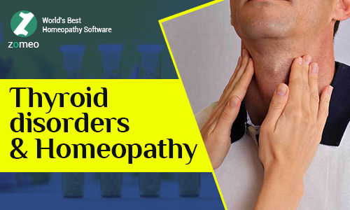 Thyroid disorders and Homeopathy - Hompath