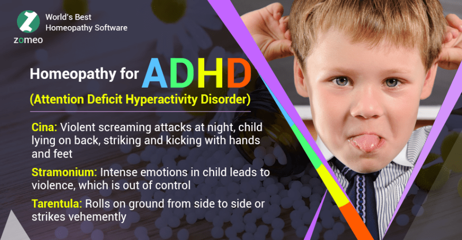 Homeopathy for ADHD