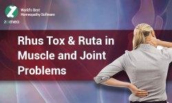 Ruta & Rhus Tox