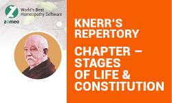 Knerr's Life & Constitution