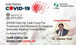 Homeopathy Task Force for Covid-19(Coronavirus)