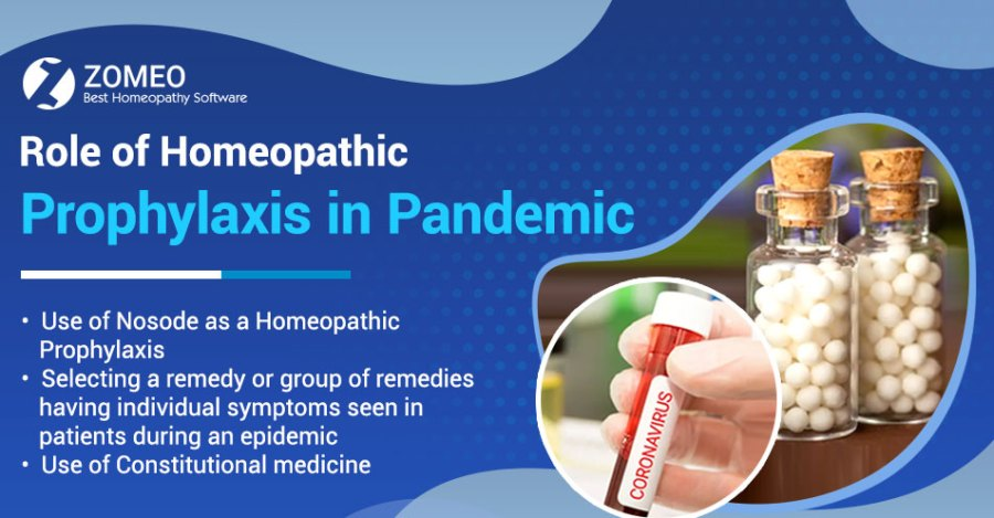 Homeopathic Prophylaxis in Pandemics