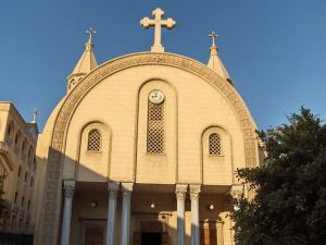 Saint Mark of Alexandria cathedral