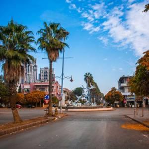 شارع الحمرا الرئيسي حمص