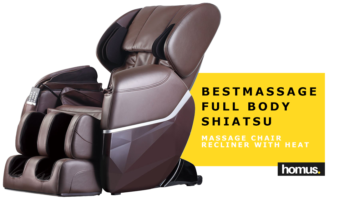 foot stretched chair body heat w recliner rest full s electric itm new massage shiatsu best
