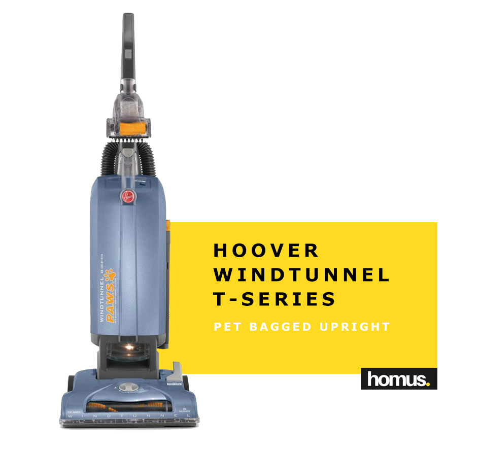 Hoover T-Series WindTunnel Pet Bagged Upright