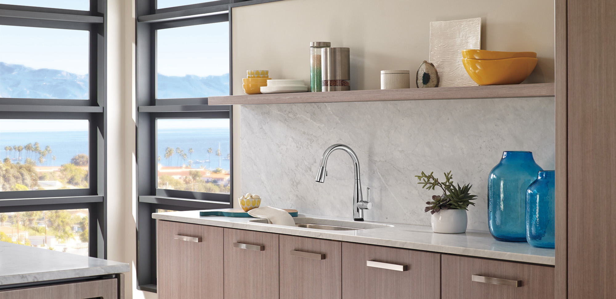 Stylish Kitchen Faucets Make Your Kitchen Fancier In 2019