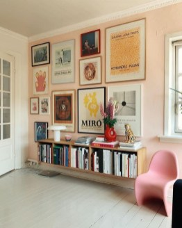 Awesome Gallery Wall Design Ideas 07