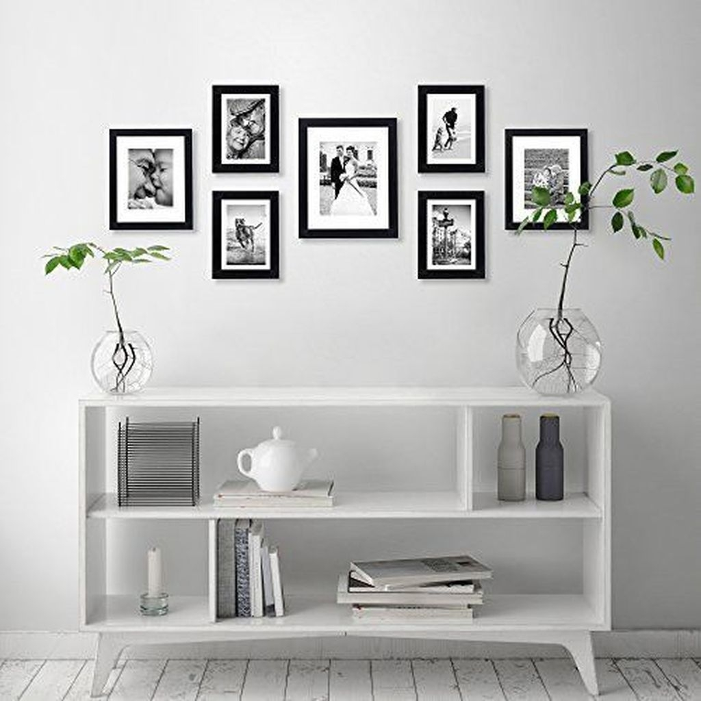 Awesome Gallery Wall Design Ideas 09