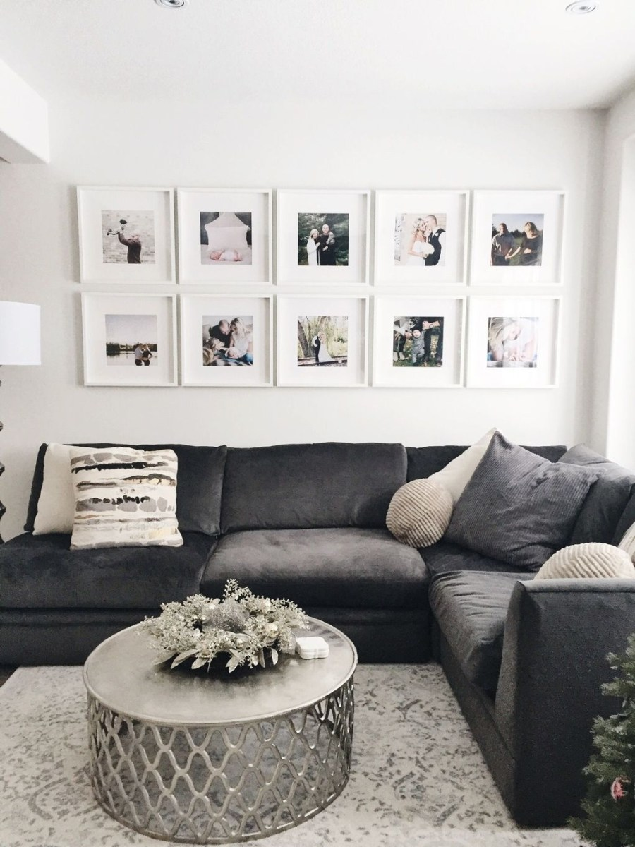 Awesome Gallery Wall Design Ideas 20