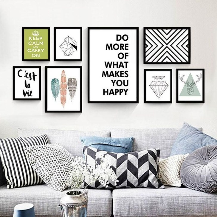 Beautiful Valentine Wall Decor And Color Ideas 10
