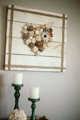 Beautiful Valentine Wall Decor And Color Ideas 20