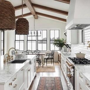 Stunning White Kitchen Design Ideas 03