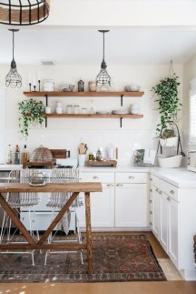 Stunning White Kitchen Design Ideas 24