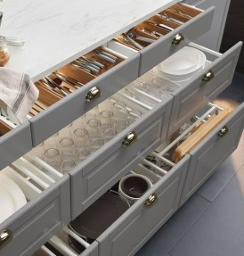 Awesome Kitchen Organization Ideas 25
