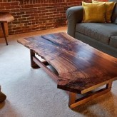 Awesome Wooden Coffee Table Design Ideas 41