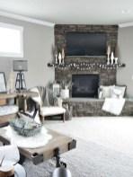 Best Winter Living Room Makeover Ideas 12