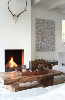 Best Winter Living Room Makeover Ideas 27
