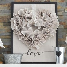 Cute Valentine Decoration For Your Living Room 12