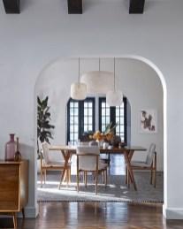 Elegant Modern Dining Room Design Ideas 21