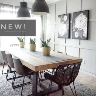 Elegant Modern Dining Room Design Ideas 29