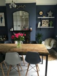 Elegant Modern Dining Room Design Ideas 35