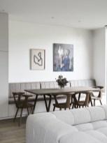 Elegant Modern Dining Room Design Ideas 38