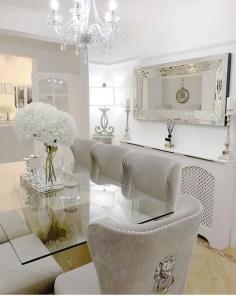 Elegant Modern Dining Room Design Ideas 40