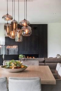 Elegant Modern Dining Room Design Ideas 42